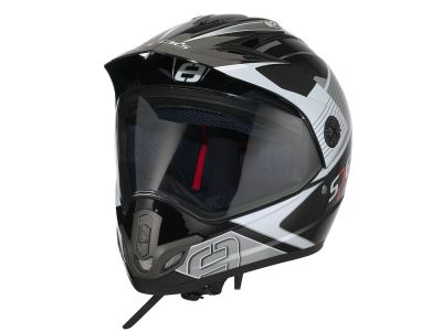 Helm Speeds Cross X-Street Graphic titanium