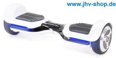 E-Balance Hoverboard ROBWAY RG1 6,5` Reifen mit App-Funktion