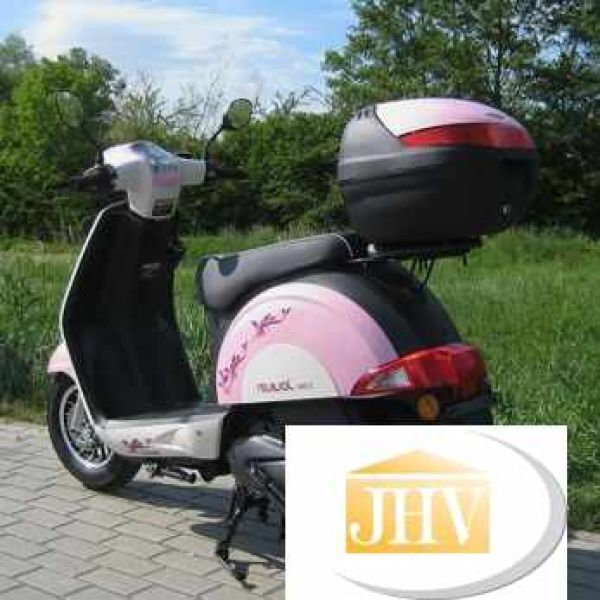 Znen Scooter Top Case pink für Revival