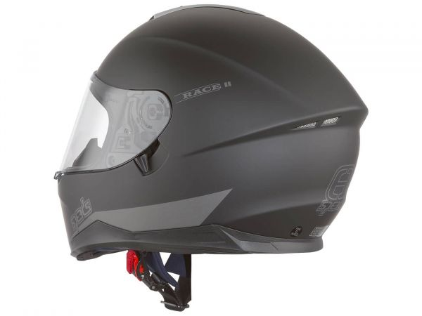 Helm Speeds Integral Race II schwarz matt