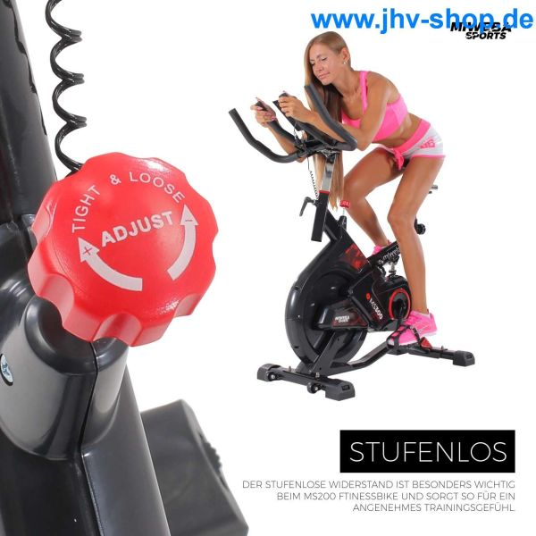 Sports Indoor Cycling MS300 Fitnessbike
