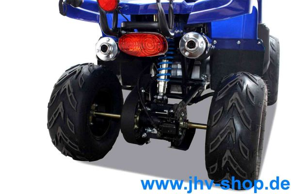 MIDI Kinder Pocket Quad ATV S8 125 cc Farmer