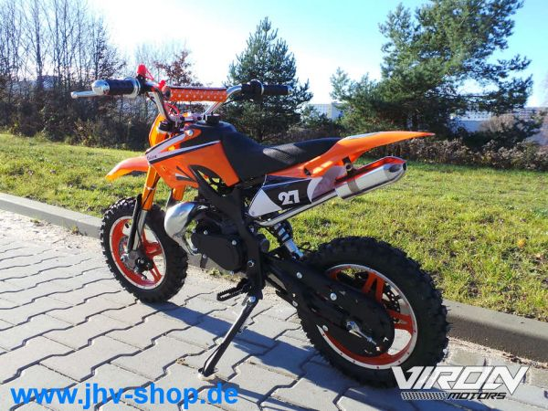 "Dirt Bike 49cc - ""Enduro"""